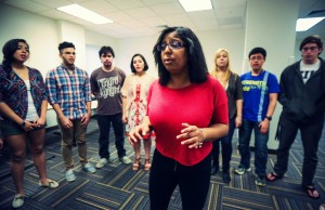A cappella group builds community within Honors College