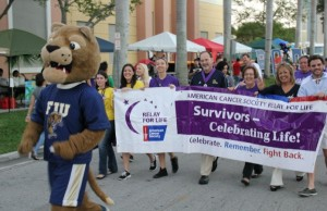 Stories behind Relay for Life 2014
