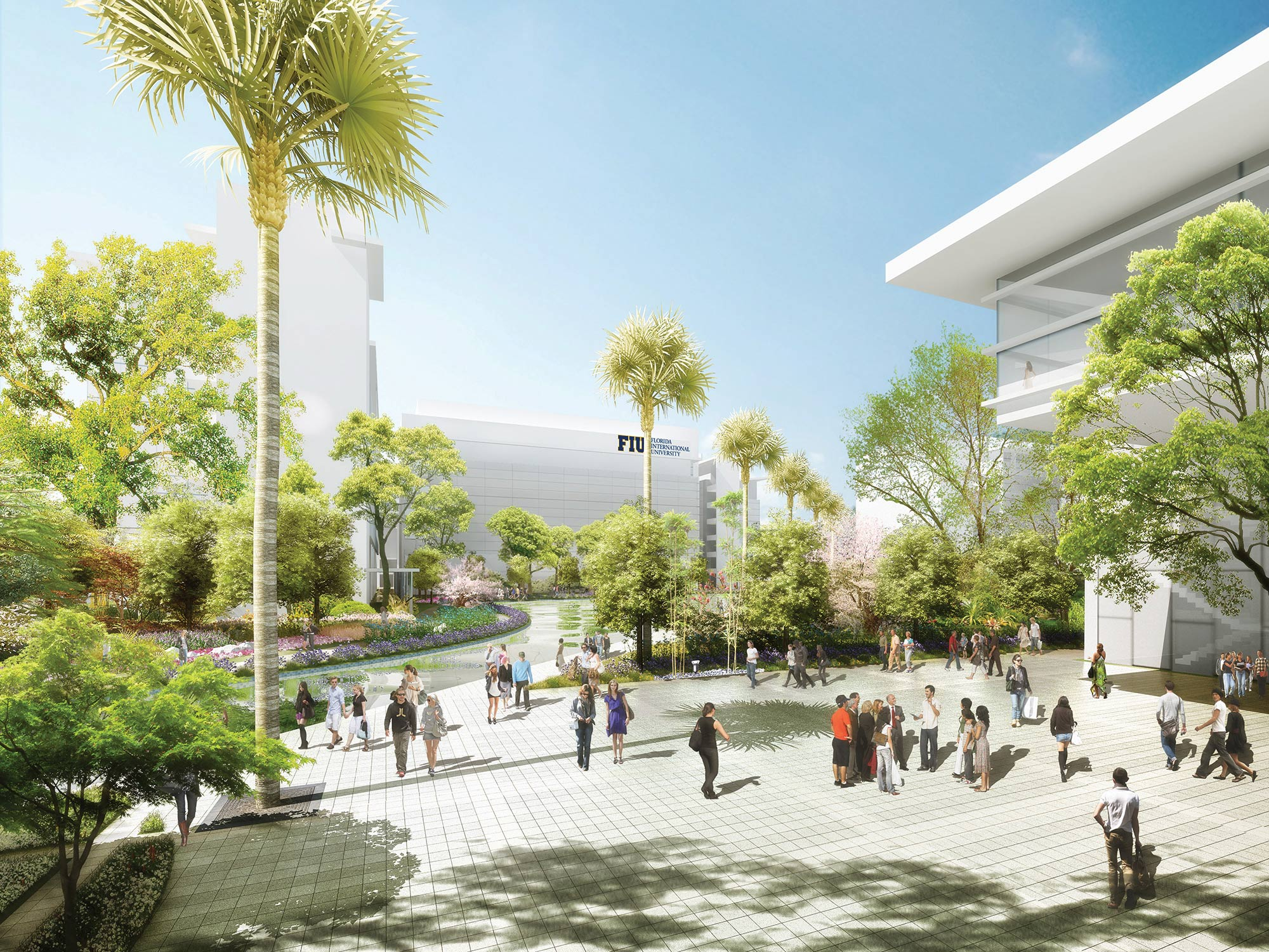 FIU expansion: what are you looking forward to?