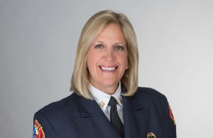 Alumna to serve as first female fire chief of Fort Lauderdale