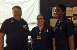 Working in shelter gives nursing student new perspective