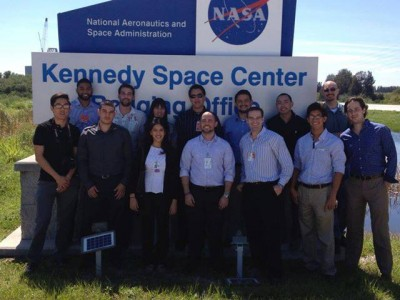 SAIC-FIU-Summer-2013-interns-nasa