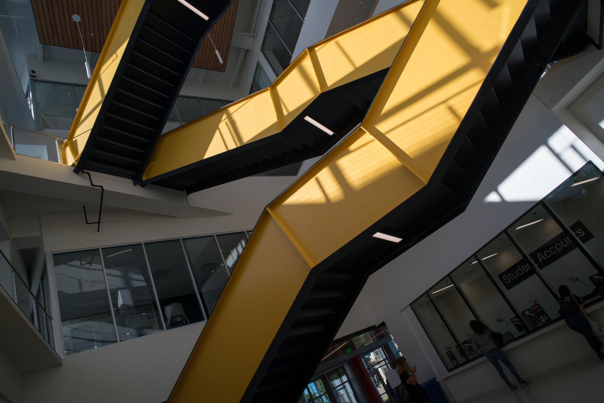 SASC stairs