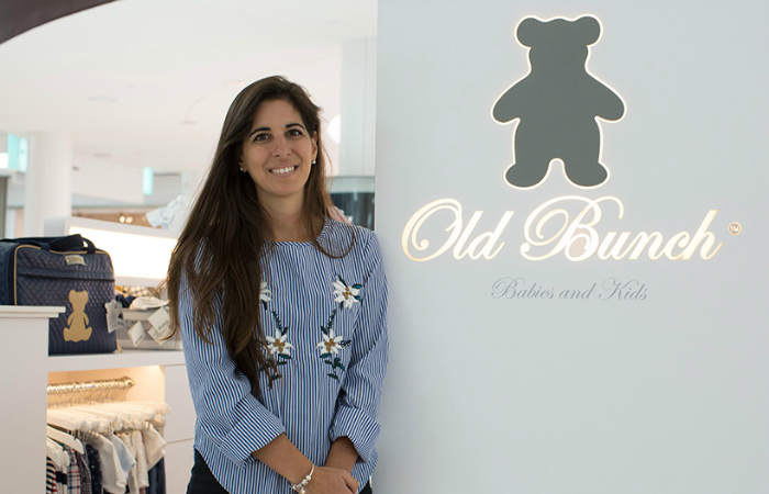 With the help of Florida SBDC at FIU, Florencia Arditi opened a kiosk in the center court at Dadeland Mall, a strategic location in one of the area's busiest shopping malls, where she sells clothing for children ranging in age from newborns to 4 years.