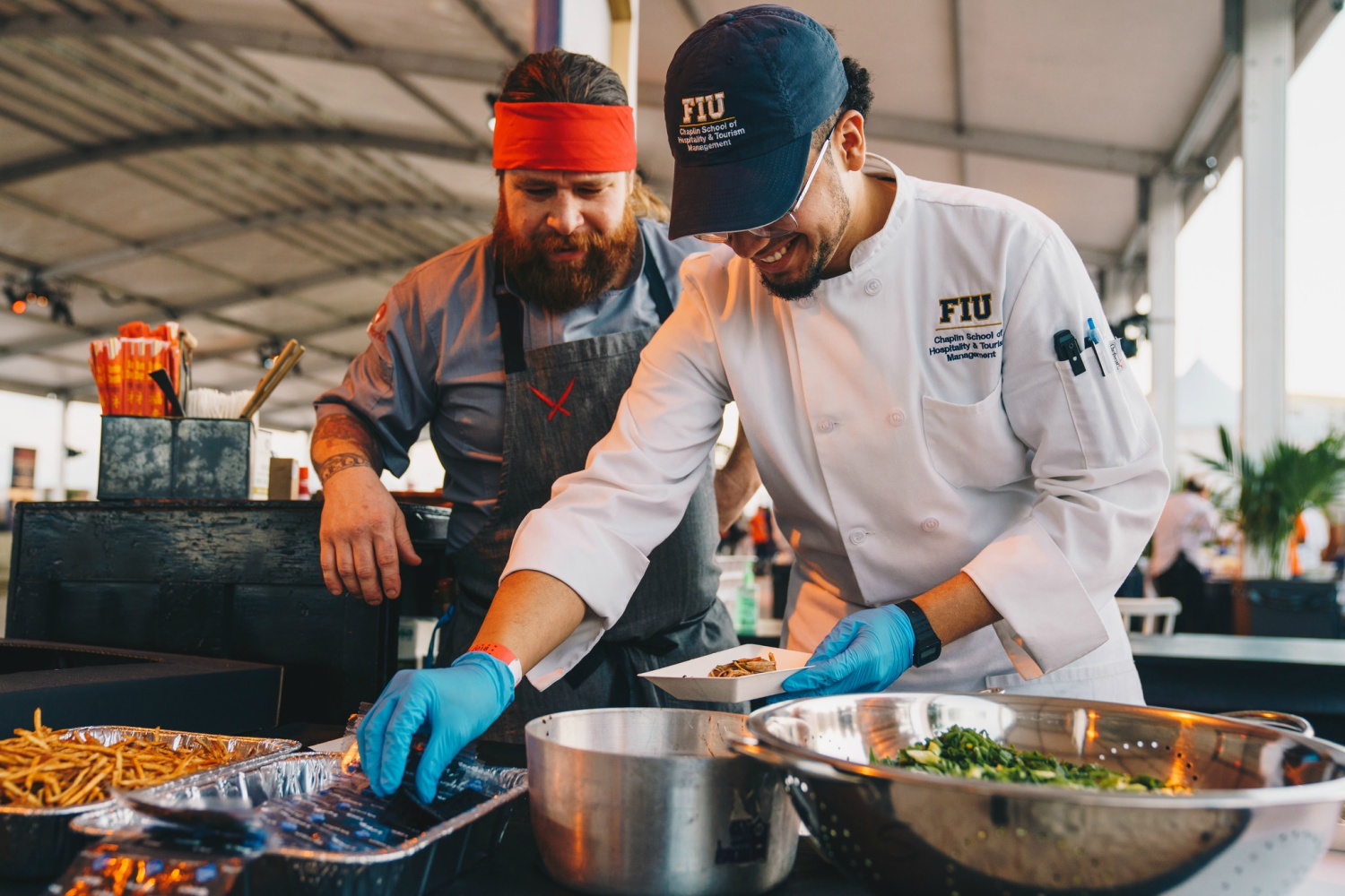 Wine, food festival benefiting FIU takes over South Florida