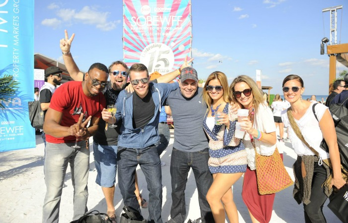 All proceeds from South Beach Wine and Food Festival® go to FIU