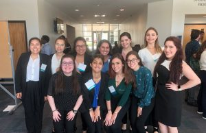At recent symposium, women led the way in STEM student research