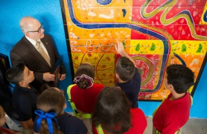Frost collaboration enhances art education in Sweetwater