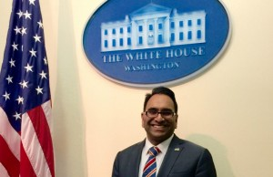 Vice President for Engagement named Presidential Leadership Scholar