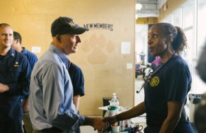 Command performance: Elected officials visited FIU to support South Florida in a time of need