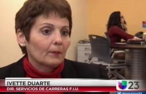 FIU featured in Univision 23 series on finding the best jobs