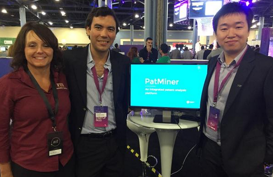 Students� start-up named an innovative emerging company at eMerge Americas