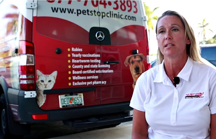 Alumna turns passion into veterinary business