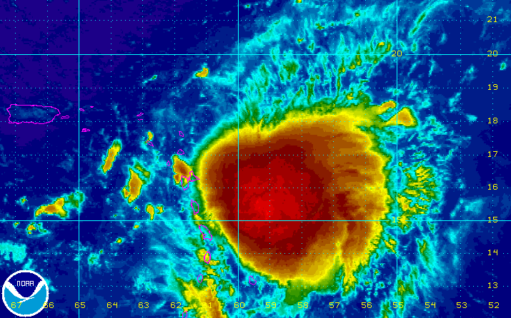 Watching Tropical Storm Erika: Update #2