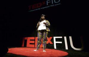 TEDxFIU: Protect the girl child