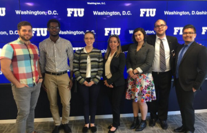 Students from 4 countries reflect on 'transformational' D.C. trip