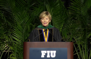 CEO of Gates Foundation says FIU health grads inspire her