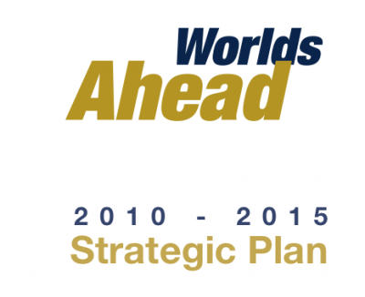 Town Hall meetings address implementation of Worlds Ahead Strategic Plan