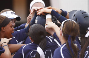 Softball falls to South Alabama in SBC Championship tournament
