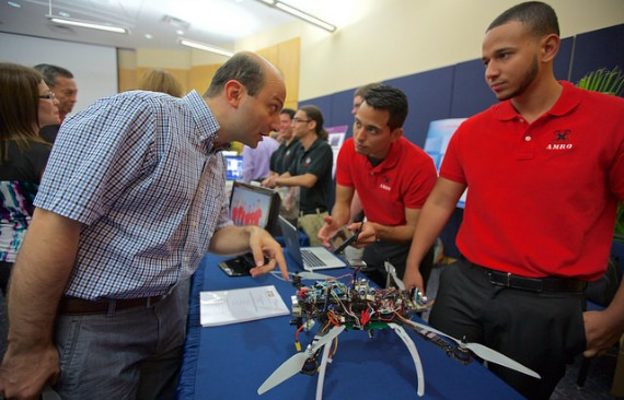 Engineering design days showcase innovation