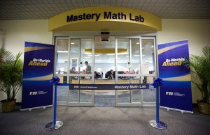 FIU opens gateways with new Mastery Math Lab