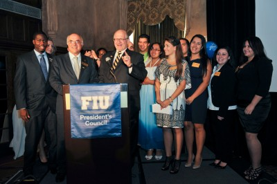 FIU, President's Council raise more than $120,000 for First Gen at DreamMakers Breakfast