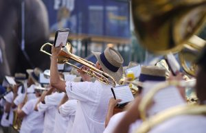The FIU Marching Band is ready. Are you?