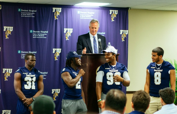 New football signing class bolstered by strong local talent