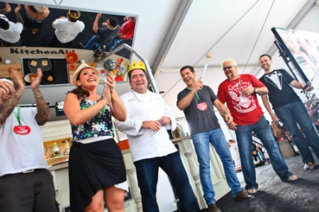 SOBEWFF tickets go on sale Oct. 8 for MasterCard® cardholders