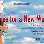 'Songs for a New World' takes the stage Sept. 21