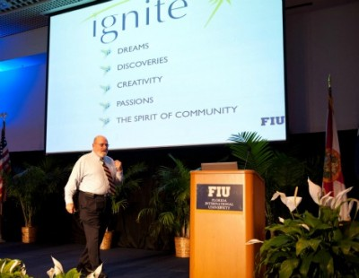 Employees asked to support FIU through new Ignite campaign