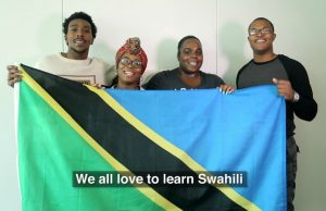 Drop-in series: Break language barrier with 100 million people by learning Swahili