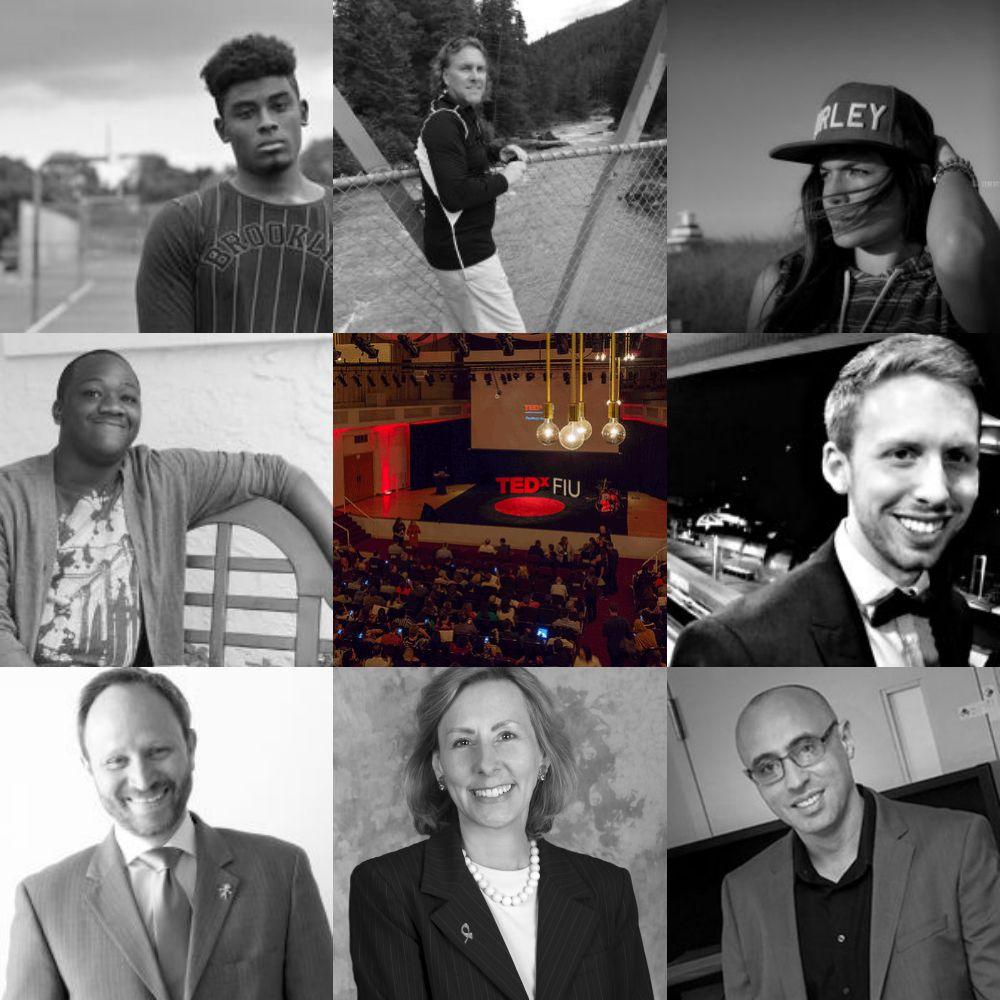 TEDxFIU 2015 speakers