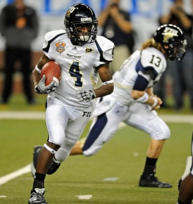 Colts wide receiver T.Y. Hilton is FIU's all-time leading receiver. Photo by Sam Lewis
