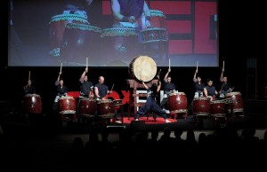 TEDxFIU: Ronin Taiko with the Wadaiko Academy present Do Kon Jo