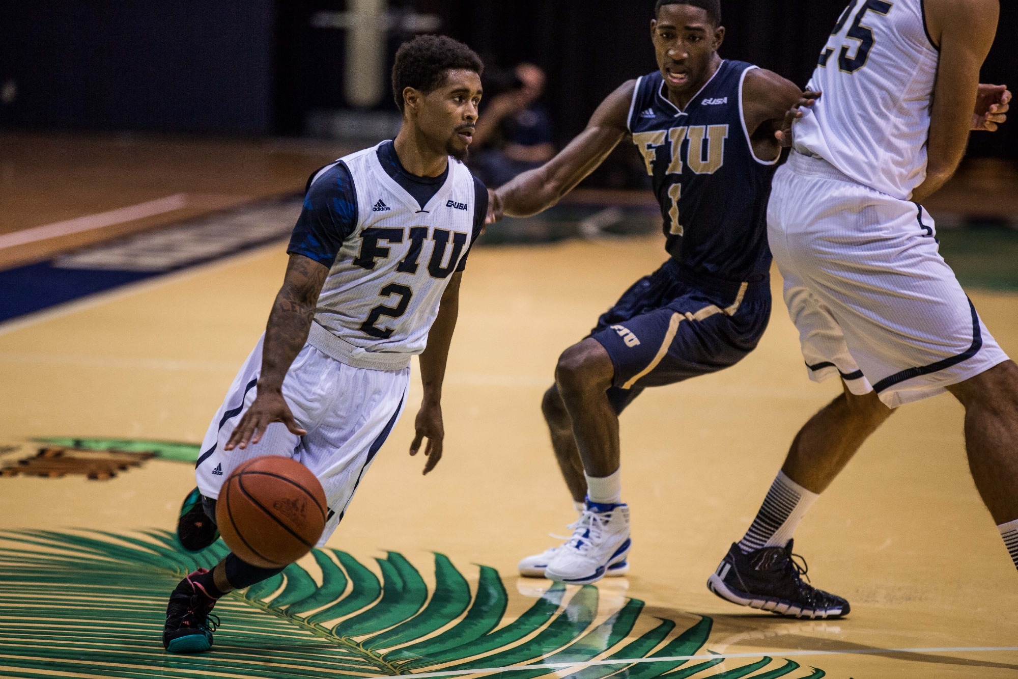 Ray Taylor FIU basketball