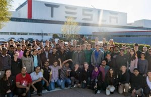 My Internship at Tesla Motors