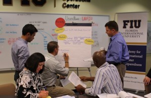 New Academy hosts UN course aimed to improve coordination during disasters