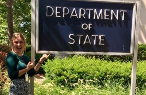 My internship with the U.S. Department of State