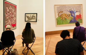 Frost Art Museum welcomes amateurs to monthly drawing salons