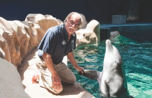 Georgia Aquarium's Gregory Bossart Ph.D. '95 on the importance of dolphins