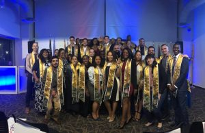 New tradition honors veteran graduates