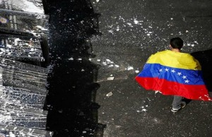 Venezuela: from student movement to popular protest