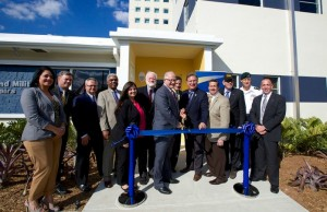 FIU Veteran and Military Affairs Office opens to university community with ribbon-cutting ceremony