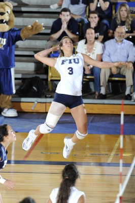 FIU Volleyball makes the grade