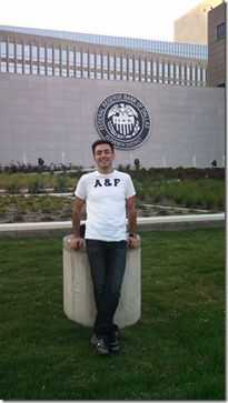 Hakan Yilmazkuday attends a conference on globalization and the market structure at the Federal Reserve Bank of Dallas.