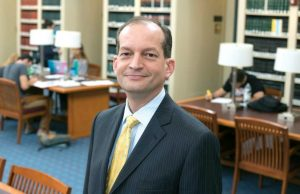 Labor Secretary Acosta made his mark at FIU Law