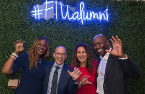 Alumni, community hyped for football season at Annual Cocktail Reception