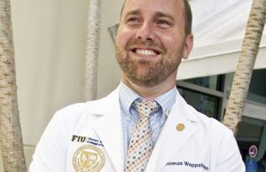 Infectious Disease Society of America names FIU student a  2017 Medical Scholar
