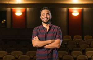Theater alumnus a voice for Hispanic-American culture